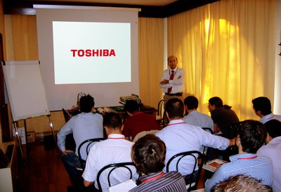 I giovani progettisti crescono con Toshiba